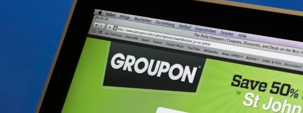 groupon The Social Media Coupon Craze - Get the Scoop before You Group!