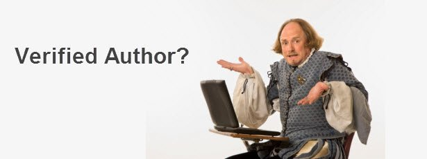 authorship How to become a Google Verified Author