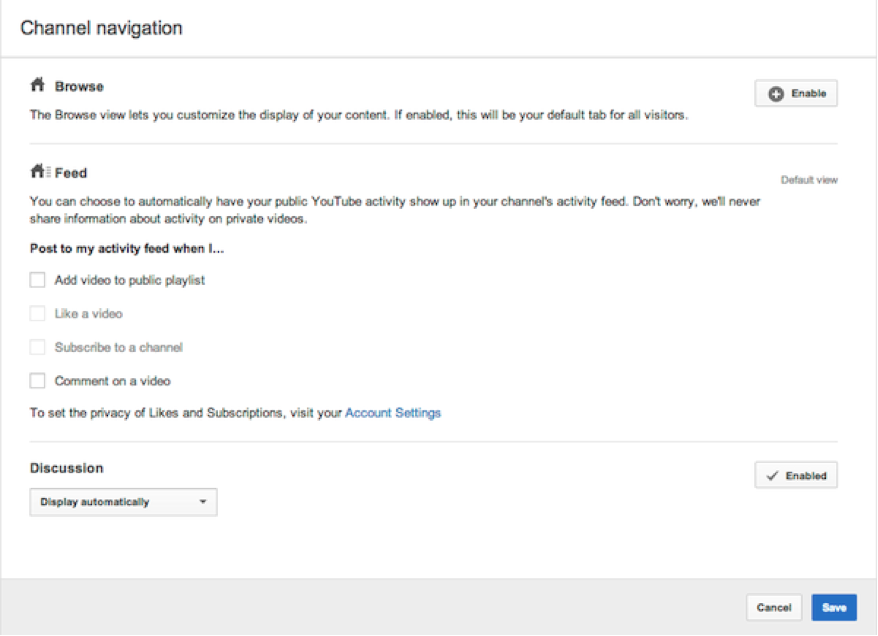 navigation YouTube Customization Options You're Still Missing