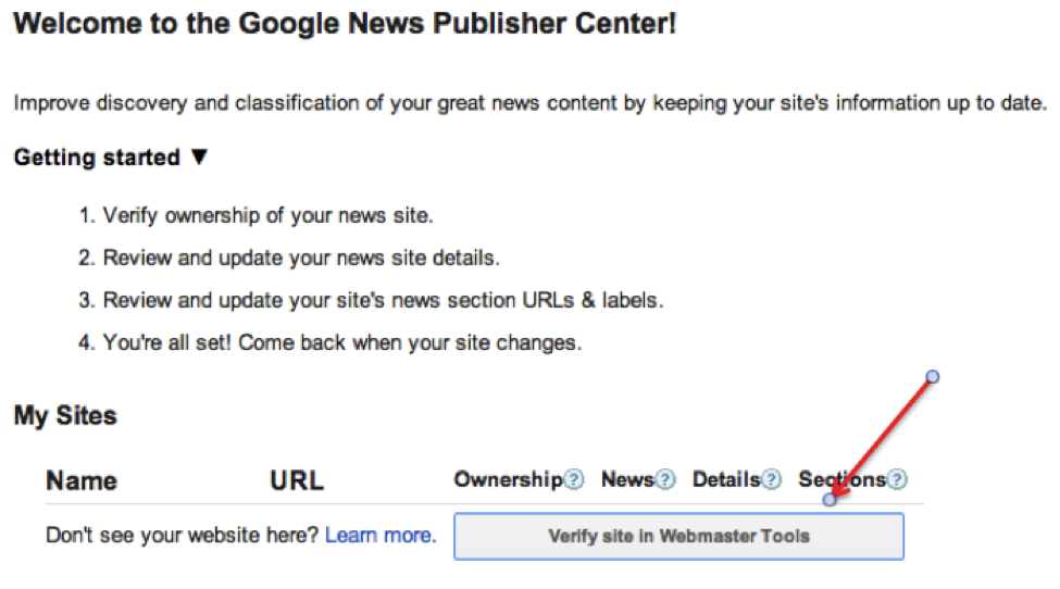 news-publisher-center Google Launches News Publisher Center to Help News Discovery