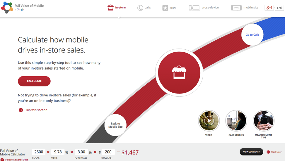 full-value-of-mobile Google Tools You Never Knew Existed