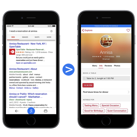 Ios App Indexing Is Now A Part Of The Google Search Algorithm