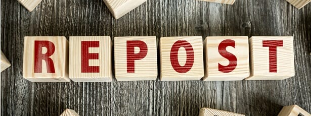 repost How Reposting Old Blog Content Will Boost Your Traffic