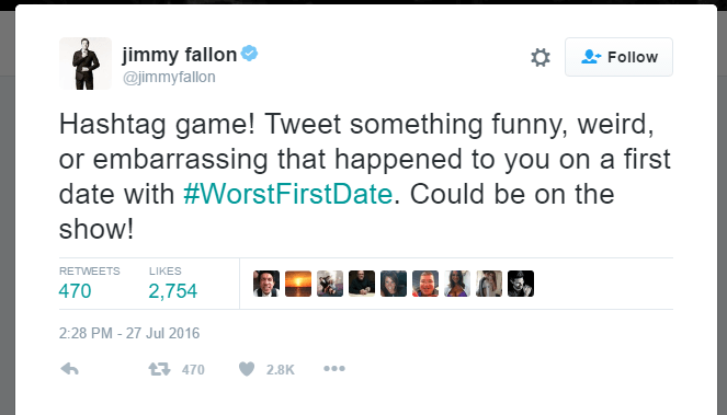 worstfirstdate Doing Too Much of This is Slowly Killing Your Brand