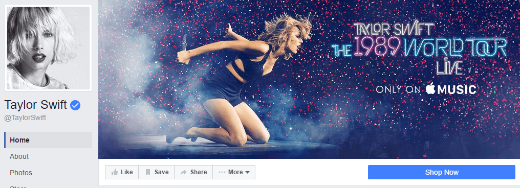 FB_Tswift A Step by Step Guide to Getting Verified on Social Media