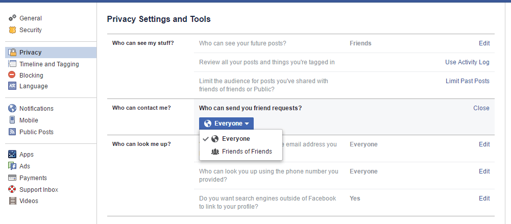 Facebook-1 Is Facebook crossing a line with user privacy?