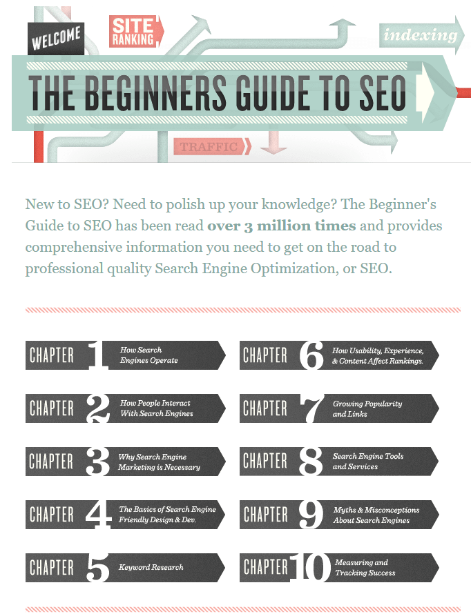 guidetoseo How to Learn More About SEO