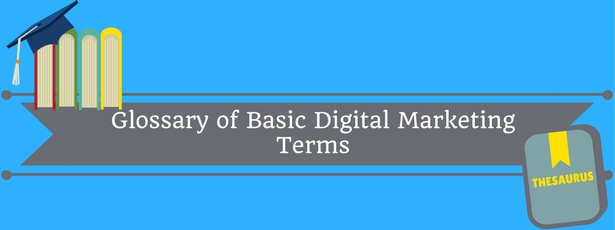 Basic Digital Marketing Concepts and Terms