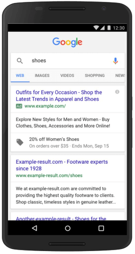visual-sitelinks Here's What You Need to Know About the New AdWords Extensions