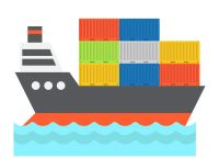 Shipping Industry Logo